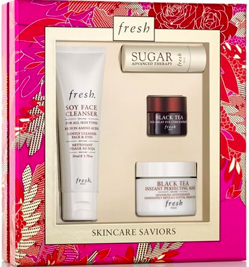Fresh® Skin Care Saviors Set