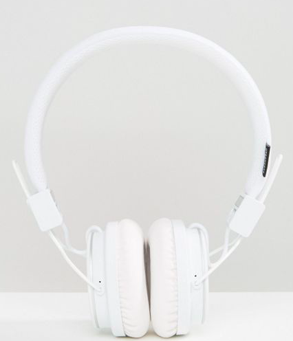 Urbanears Plattan On Ear Headphones In White