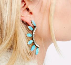 Byron Bay Opal Earrings