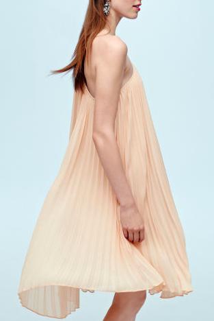CLUB MONACO Cassia One-Shoulder Dress