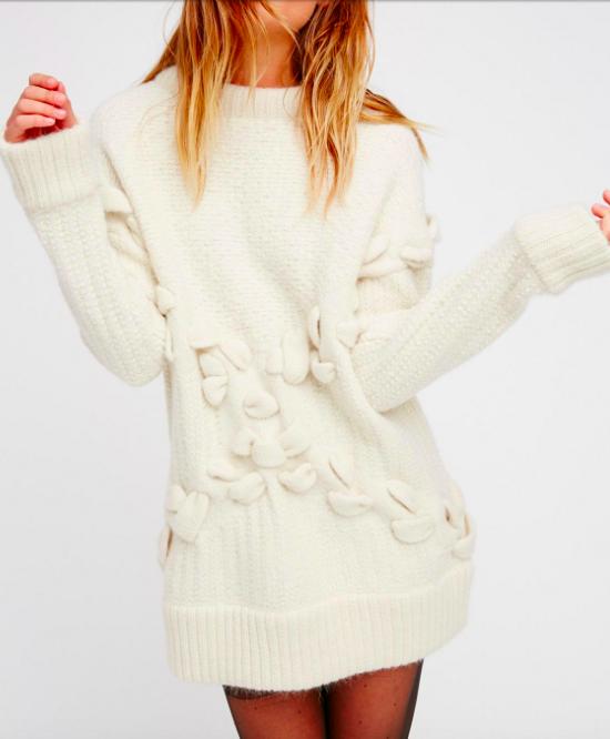 FP Edit Knit Sweater Jacket