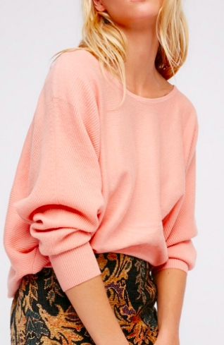 Too Little Too Late Cashmere Dolman
