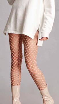 Kikiriki Fishnet Leggings