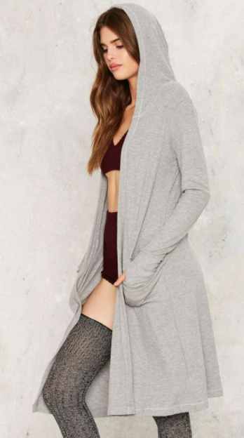 Slacker Knit Lounge Sweater
