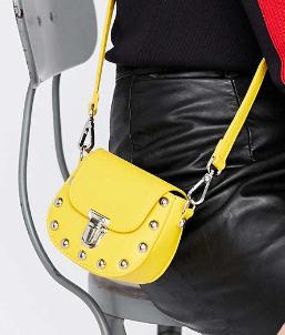 Nola Studded Mini Crossbody Bag