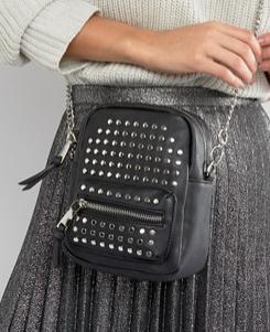 New Look Studded Cross Body Bag
