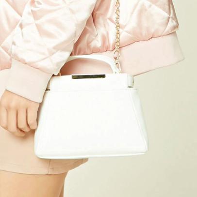 Mini Satchel Crossbody Bag
