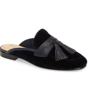 Sam Edelman Paris Backless Tassel Loafer