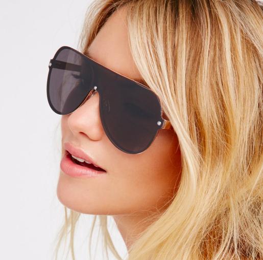 Eleventh Hour Shield Sunglasses