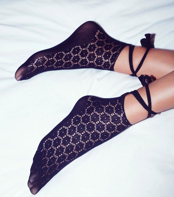 FP Serenade Wrap Sock