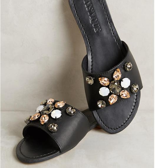Mystique Gem Slide Sandals