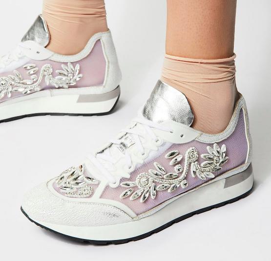 FP Crystalized Sneaker