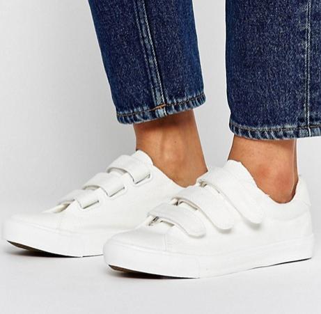New Look Triple Strap Sneaker