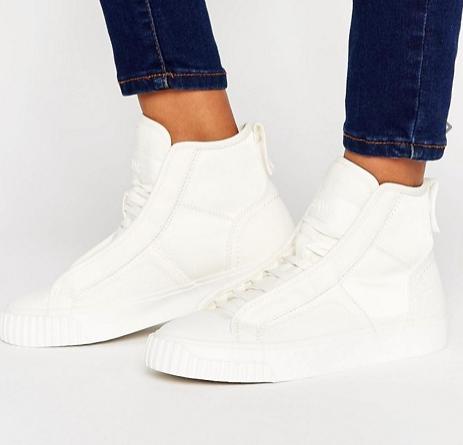 G-Star Scuba High Top Sneakers