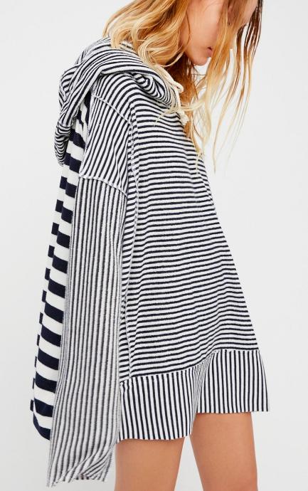 FP Shoulders and Stripes Hoodie
