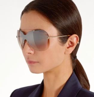 TOM FORD EYEWEAR  Ondria aviator sunglasses