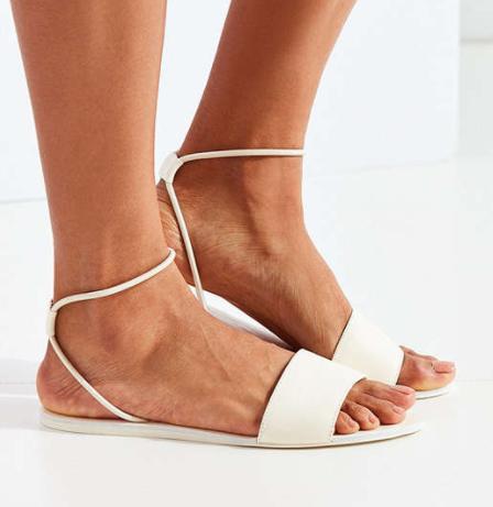 Dolce Vita Dara Leather Sandal