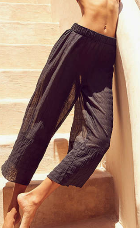 Out From Under Fiona Sheer Beach Pant