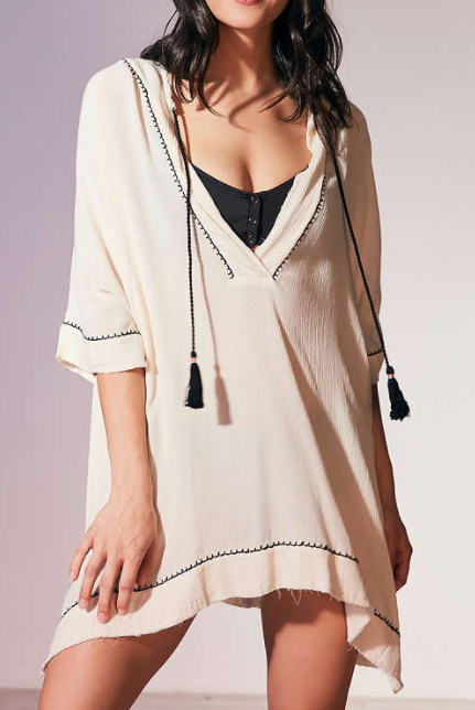 UO Out From Under Lola Caftan Cover-Up