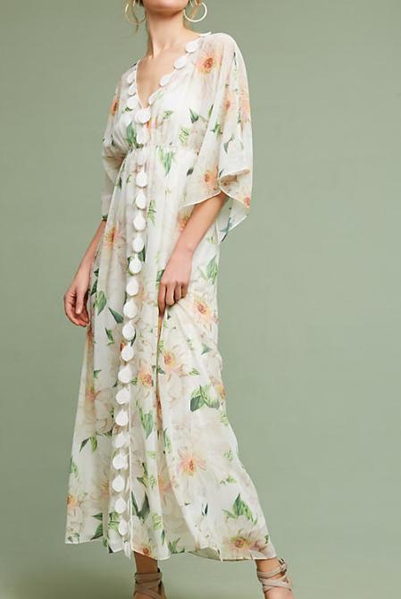Farm Rio Dahlia Dress