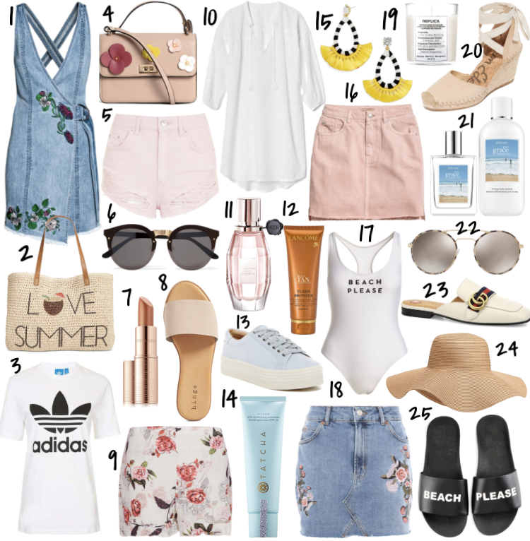 Summer Shopping, 2017 | TrufflesandTrends.com