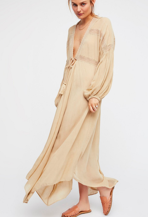 FP Just Like Lucy Maxi Dress