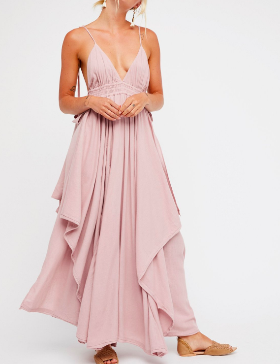 FP Tropical Heat Maxi Dress