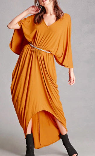 Forever 21 Cocoon Maxi Dress