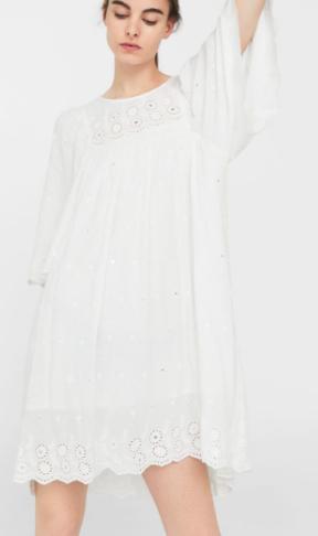 Mango Embroidery bead dress