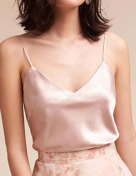 Anthropologie Laurel Cami Top