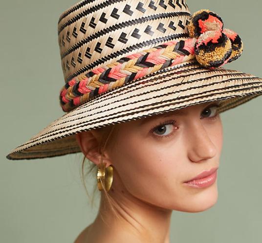 Guanabana Guajiro Straw Hat
