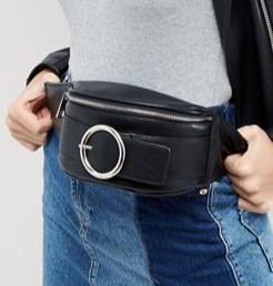 ASOS Buckle Fanny Pack