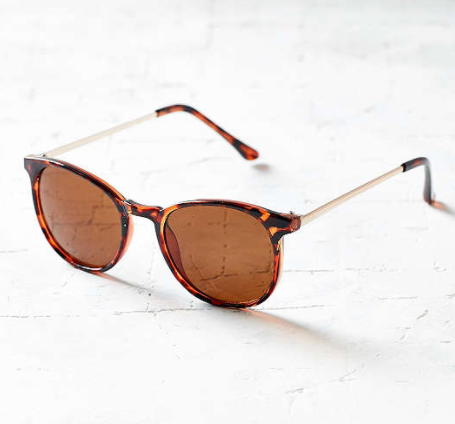 UO Preppy Boyfriend Sunglasses