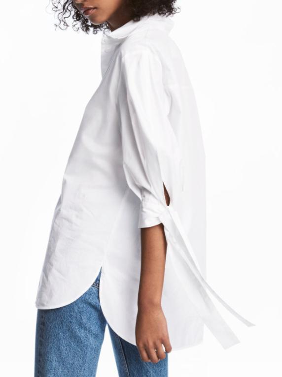 HM Cotton Shirt