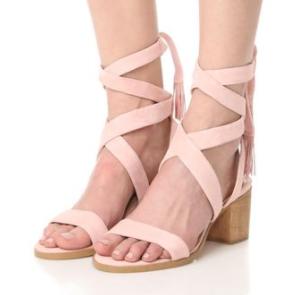 Janet Block Heel Sandal SPLENDID