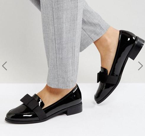 ASOS MUMBLE Flat Shoes