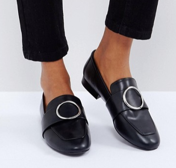 Pull&Bear Clean Minimal Loafer