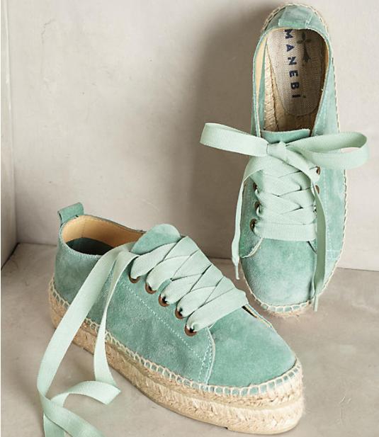 Manebi Hampton Sneaker Espadrilles