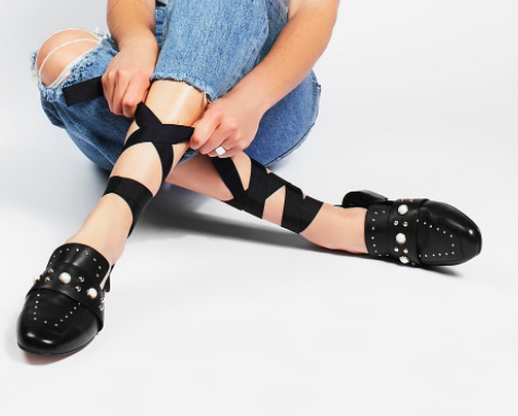 FP Paradox Wrap Loafer