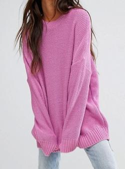 ASOS Oversized Chunky Sweater
