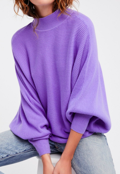 FP Key To Heart Cashmere Sweater