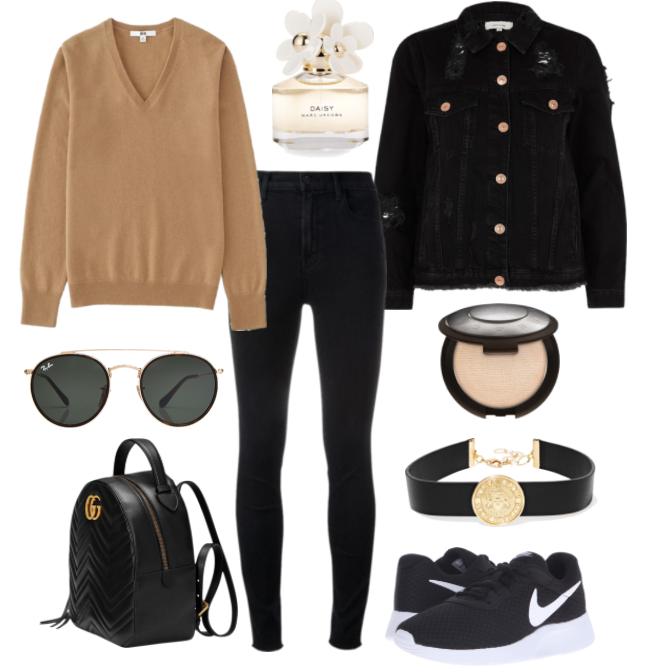 One Cashmere V-Neck, Styled 3 Ways | TrufflesandTrends.com