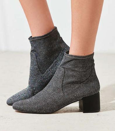 UO Iridescent Glove Boot