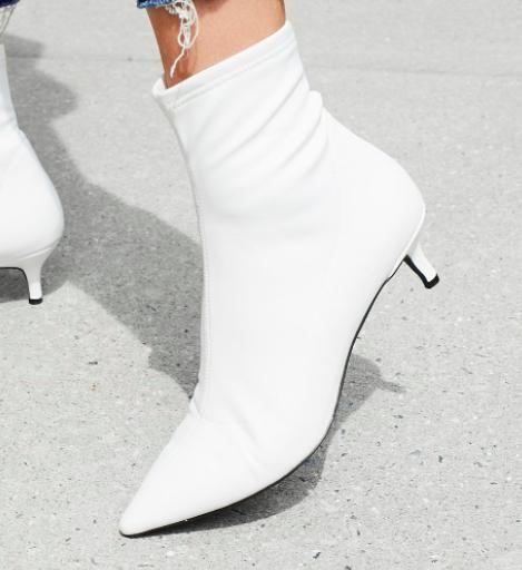 FP Marilyn Kitten Heel Boot