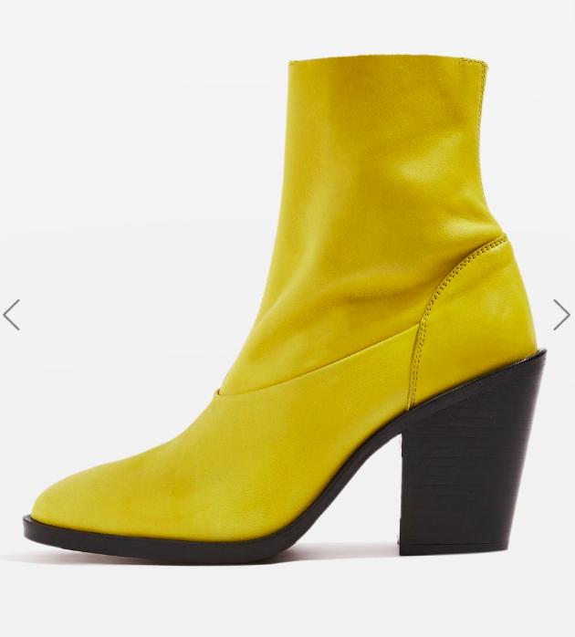 Topshop MAY Sock Boots