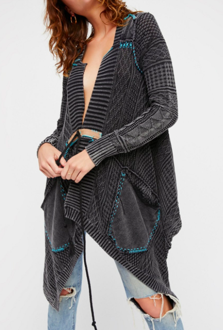 FP All Washed Out Cardi
