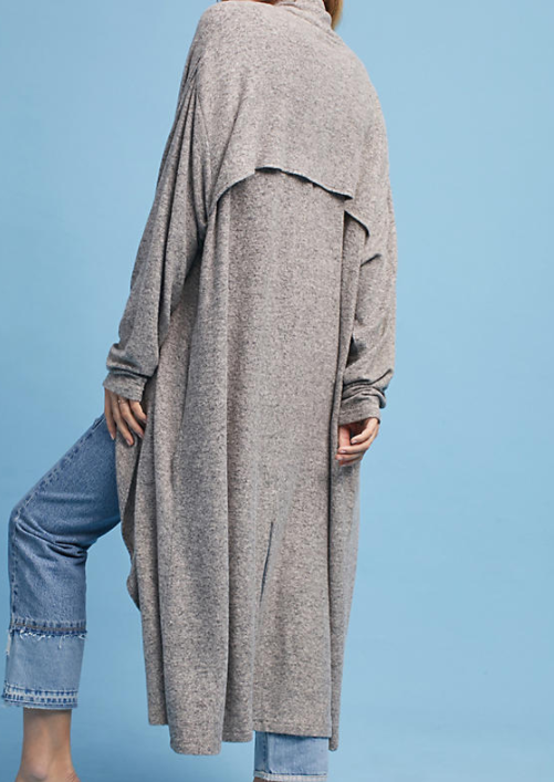 Anthropologie Downtime Duster Cardigan
