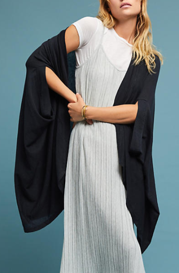 Anthropologie Astaire Oversized Cardigan