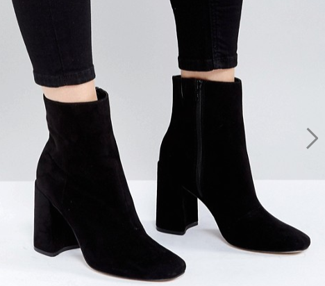 ASOS ENGAGE Ankle Boots