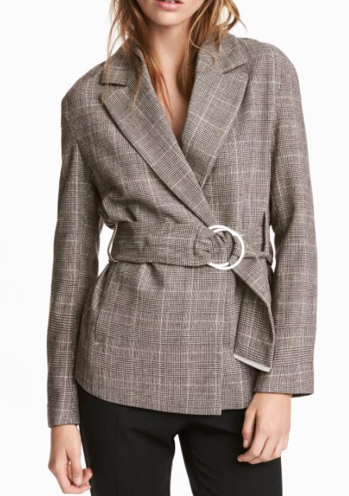 HM Wool-blend Jacket